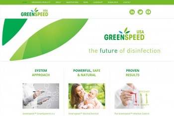 Kitchener Waterloo Website Design - Greenspeed