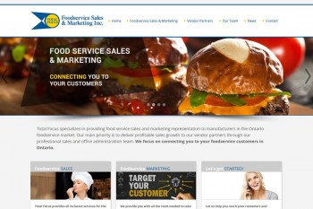 Kitchener Waterloo Website Design - Total Focus